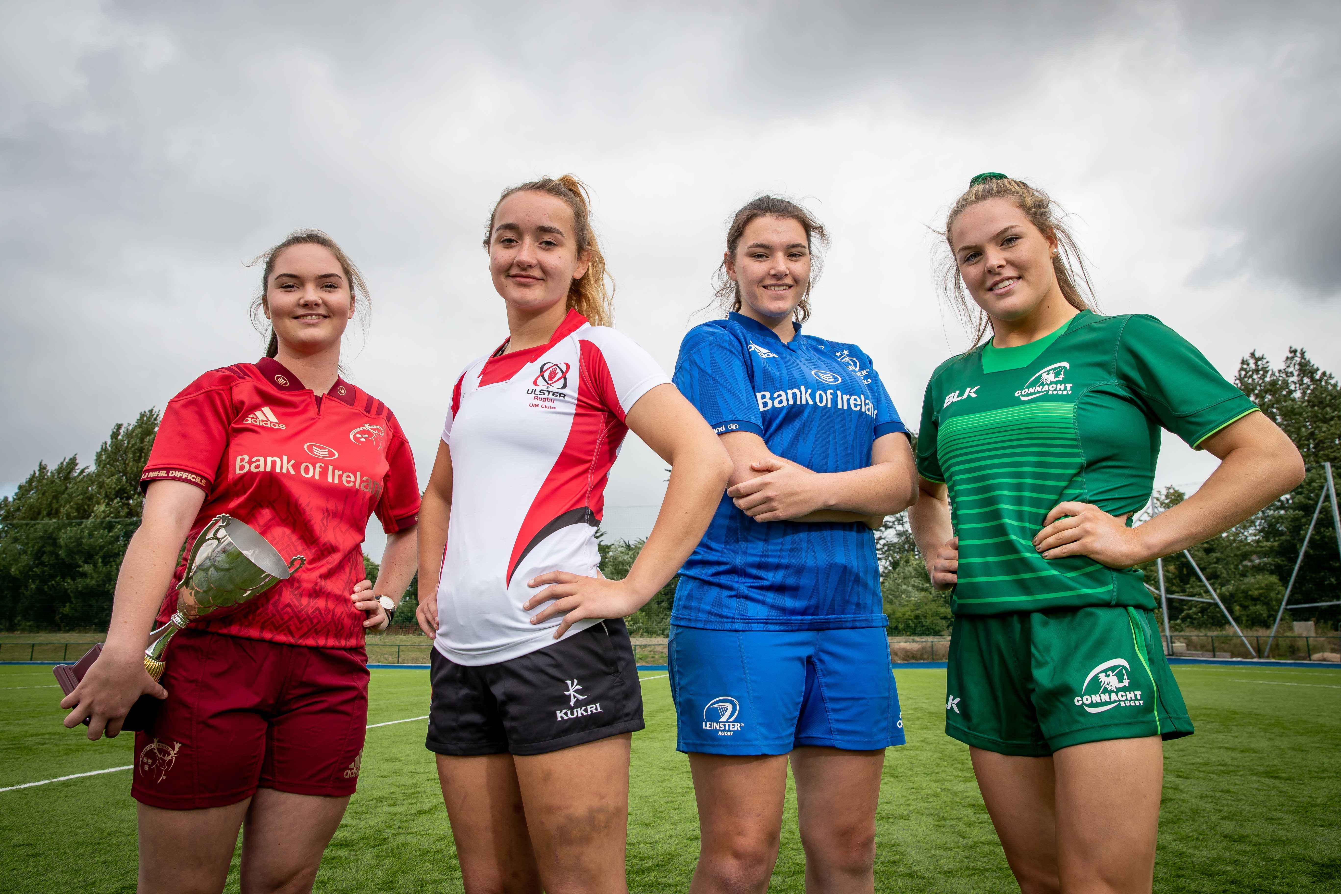 1800f8edb Leinster U18 Girls kick-off Interprovincial Championship against Munster