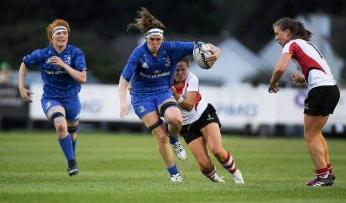 Leinster Women Come Out on Top against Ulster in Interprovincial Championship