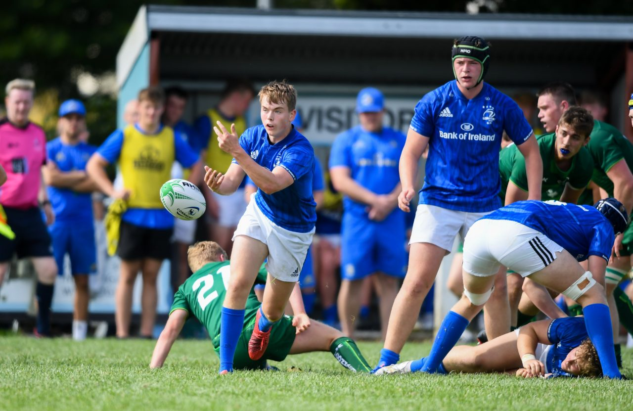Leinster U19 Team to Face Munster Announced