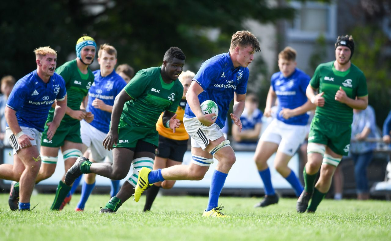 Leinster U19s Impress in Victory Over Connacht