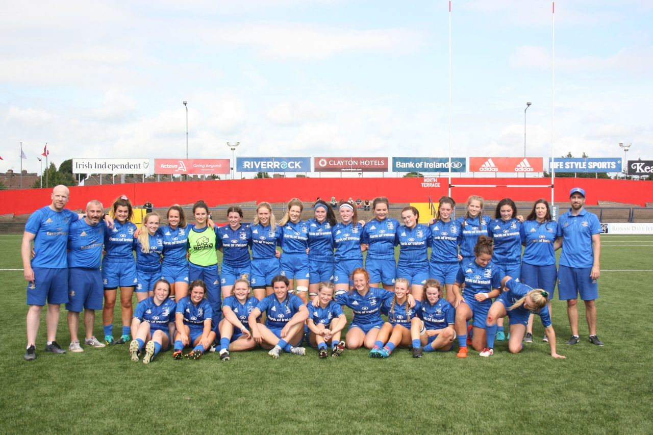 Leinster Rugby U18 Girls