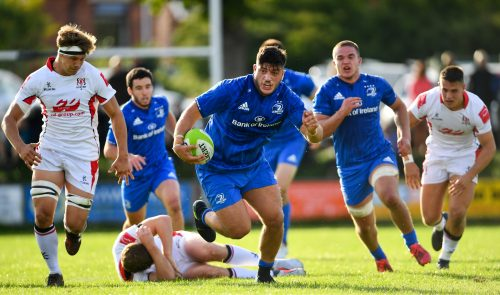 REPORT: Ulster 'A' 28 Leinster 'A' 43