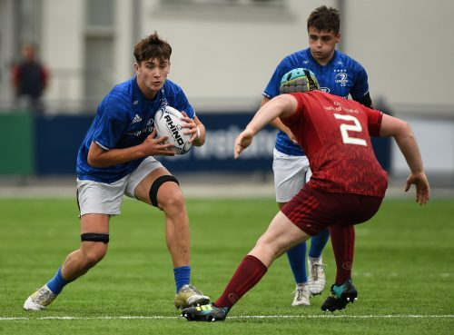 Leinster U19 edge past Munster in Interprovincial Championship