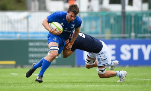 REPORT: Leinster 'A' 57 Cardiff Blues 'A' 10