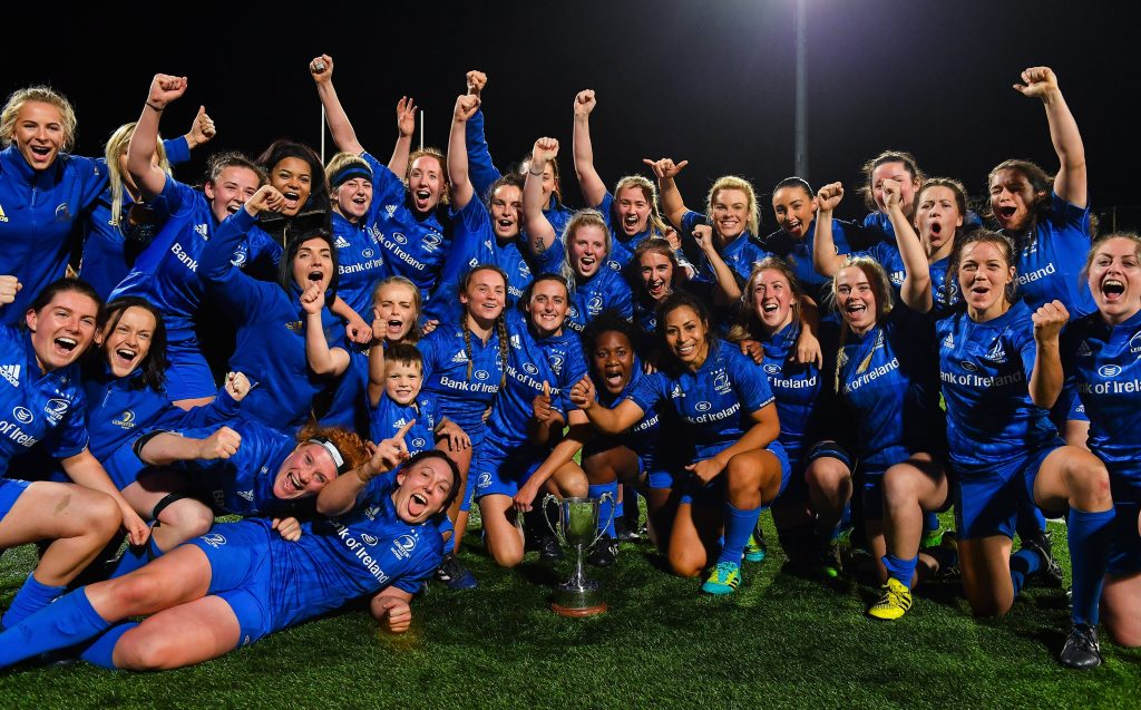 9cd248757 Leinster Rugby win Women s Interprovincial Championship