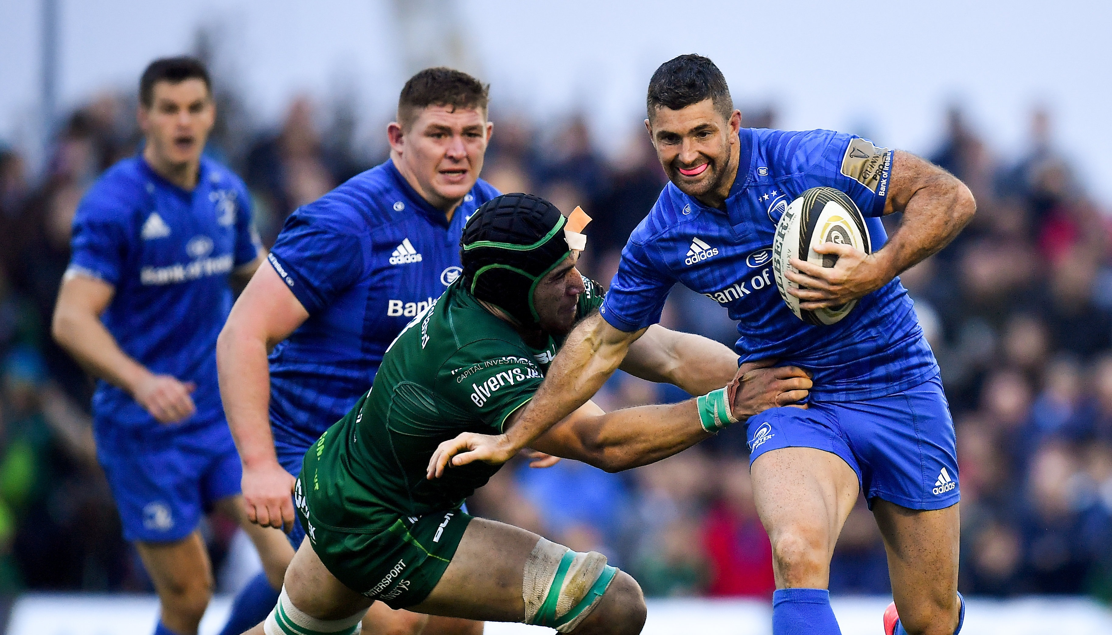 c75c488cb6e3b Leinster Rugby | Guinness PRO14 highlights: Connacht 3 Leinster 20