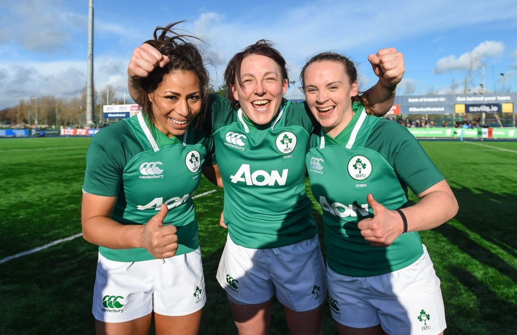 Ireland Women's rugby team