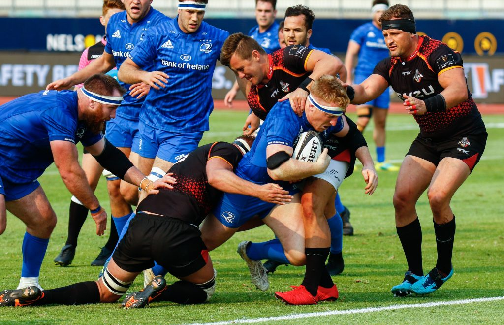 Leinster Rugby highlights
