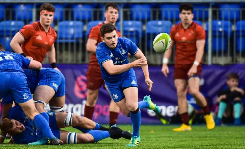 Leinster 'A' to Play Development Fixtures in the US