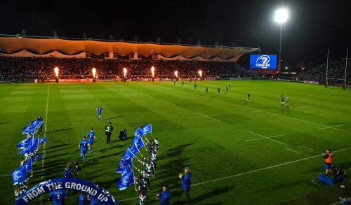 Global Broadcast Information: Leinster v Isuzu Southern Kings