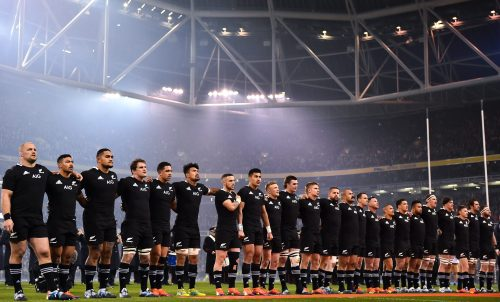 When The All Blacks Wore White
