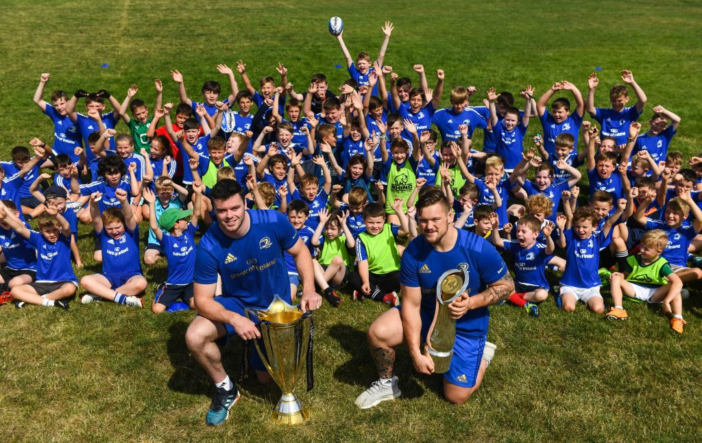 Leinster Rugby Summer Camps