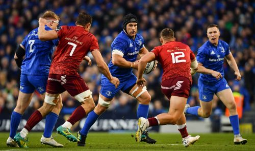 Seán O'Brien To Leave Leinster Rugby After RWC 2019