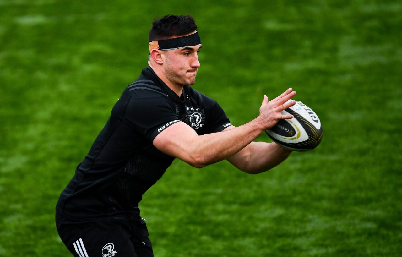 Rónan Kelleher to Make Leinster Debut
