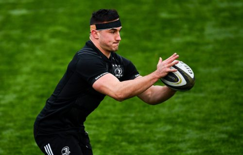 Rónan Kelleher to Make Leinster Debut