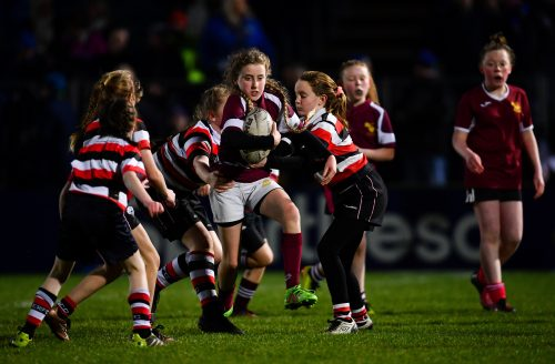 Gallery: Half time minis from Leinster v Southern Kings
