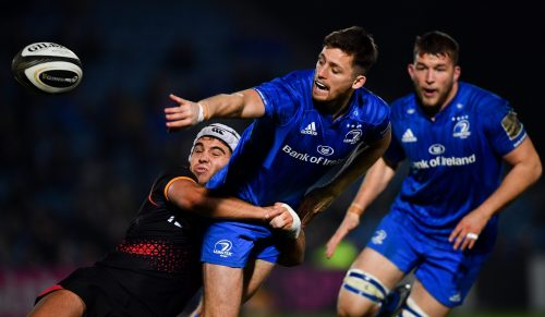 Guinness PRO14 highlights: Leinster 59 Southern Kings 19