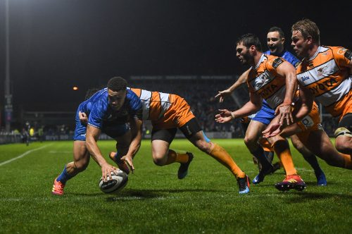 Gallery: Leinster secure home semi-final with win over Cheetahs