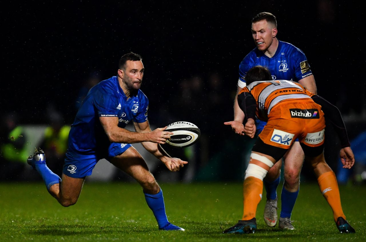 Guinness PRO14 highlights: Leinster 19 Cheetahs 7