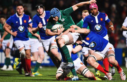 Ireland U20 side confirmed for final Six Nations match