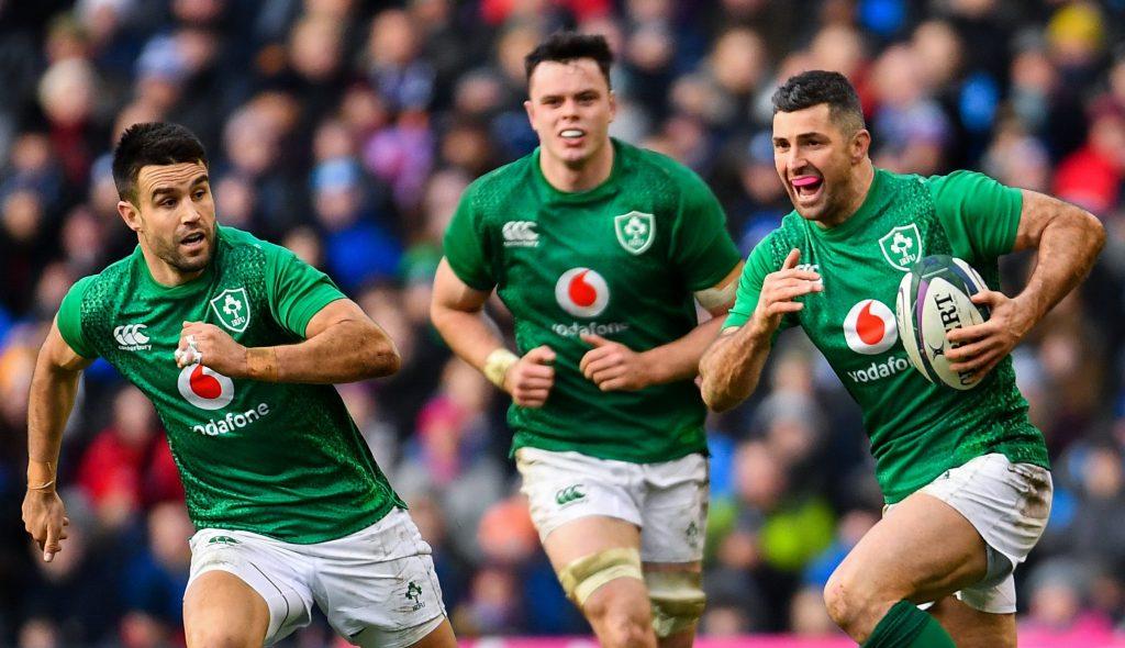 Ireland rugby