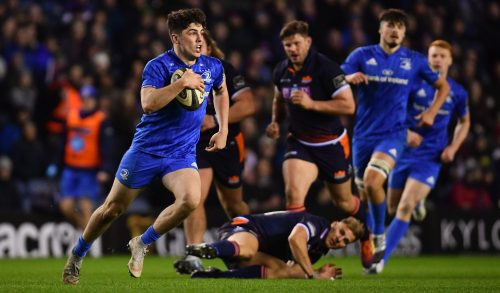 REPORT: Edinburgh 28 Leinster 11