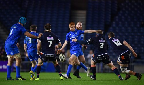 Guinness PRO14 highlights: Edinburgh 28 Leinster 11