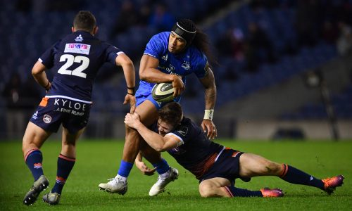 Gallery: Action from Leinster's PRO14 meeting with Edinburgh