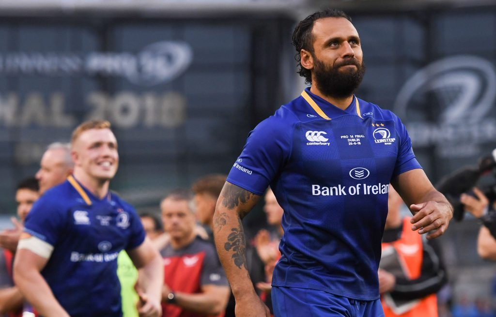 "43b1af267d8 Leinster Rugby | Isa: ""Competition for jerseys stops any complacency"""