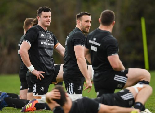 Cullen Names 23 To Face Ulster
