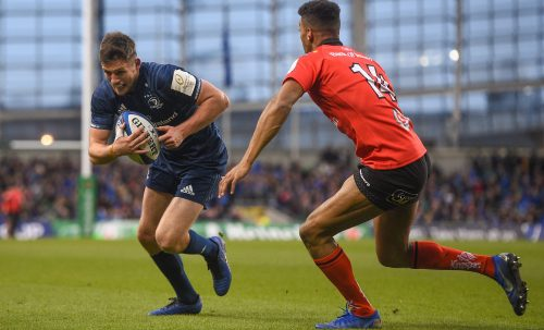 REPORT: Leinster 21 Ulster 18