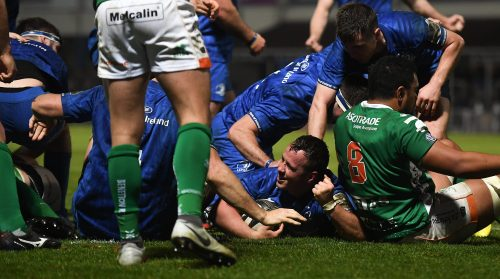 Gallery: Leinster draw with Benetton at the RDS Arena