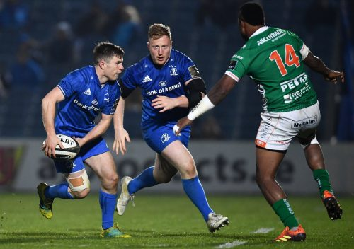 Guinness PRO14 highlights: Leinster Rugby 27 Benetton Rugby 27