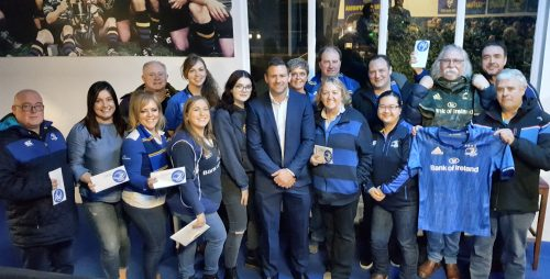 OLSC Saturday Spectacular raises over €6,500 for Leinster Rugby charity partners