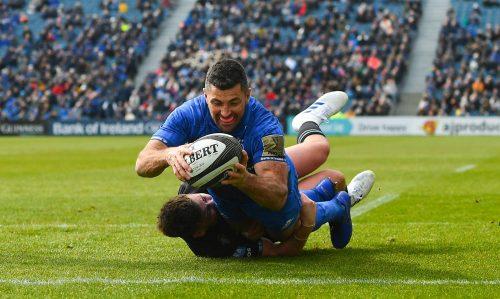 REPORT: Leinster 24 Glasgow Warriors 39