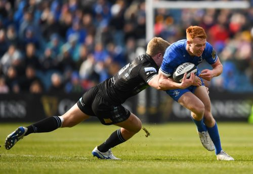 Gallery: Late surge sees Leinster slip up against Glasgow Warriors