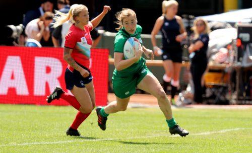 Ireland Women's Sevens squad named for Kitakyushu