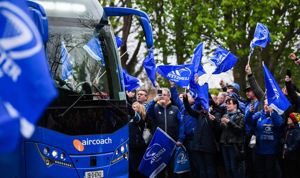 Leinster v Toulouse