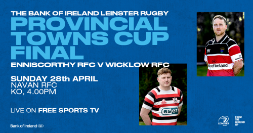 Preview: 2019 Bank of Ireland Provincial Towns Cup Final