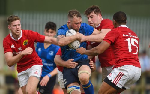 At a Glance: Leinster Rugby Junior Committee