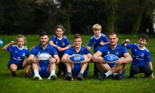 Don't forget to book your Leinster Rugby Summer Camp spot