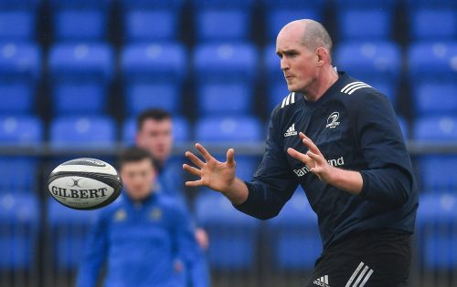 Squad update ahead of Guinness PRO14 final