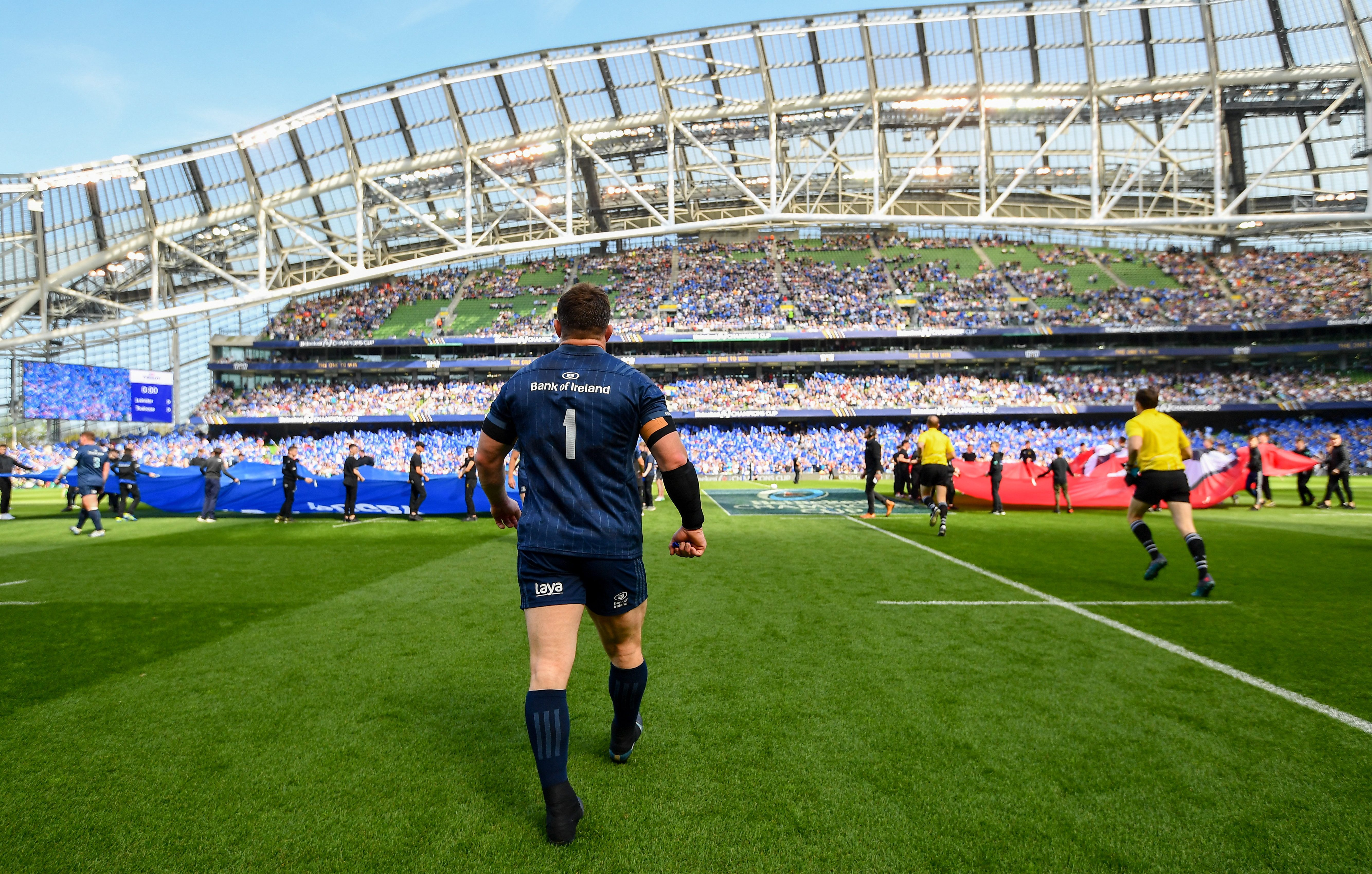 9b7020d3 Leinster Rugby | Cian Healy to Stay with IRFU and Leinster