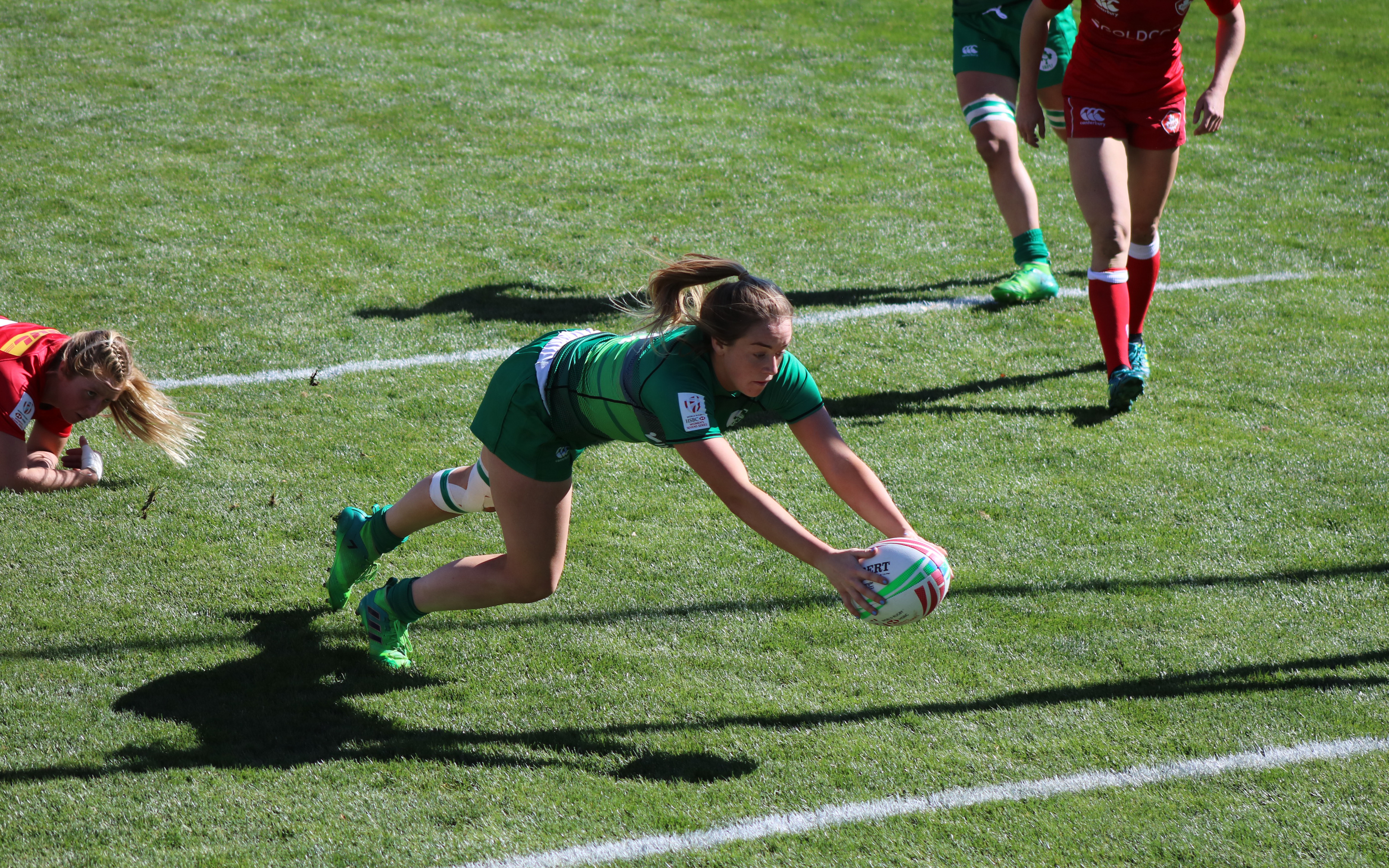 Leinster Rugby | Ireland Women's 7s squad announced for Biarritz 7s