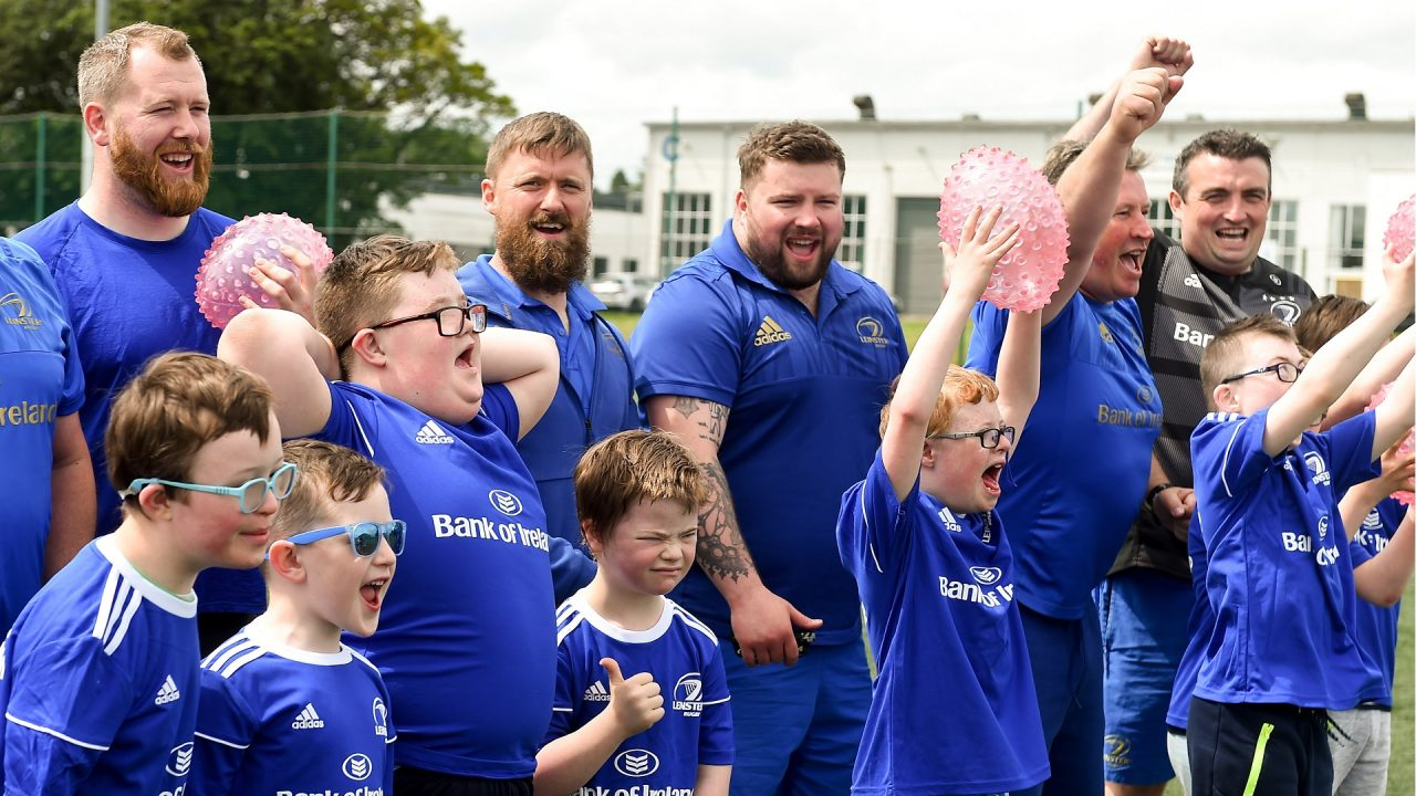 Leinster Rugby Inclusion Camps