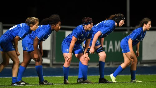 'It's going to take a big effort': Excitement for new Women's Interpro format