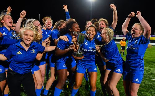 Leinster Rugby Women's Team