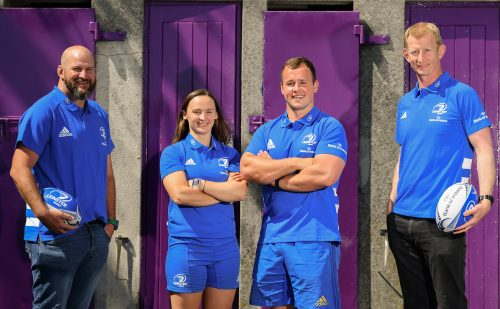 Leinster Rugby Confirm Historic Double Header