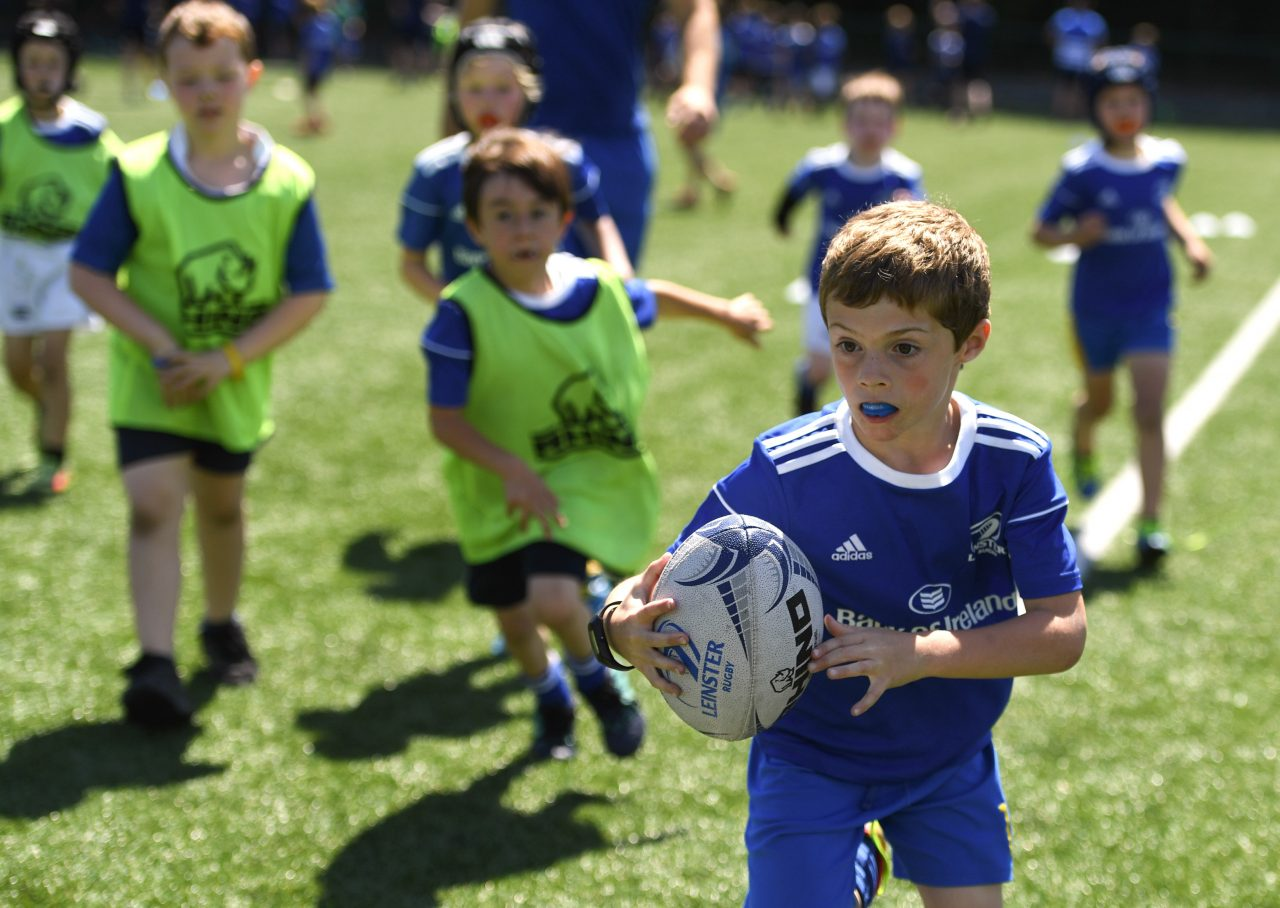 Leinster Rugby Summer Camps completely sold out