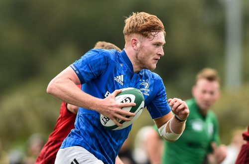 Leinster Rugby U19 team to face Exeter Chiefs named